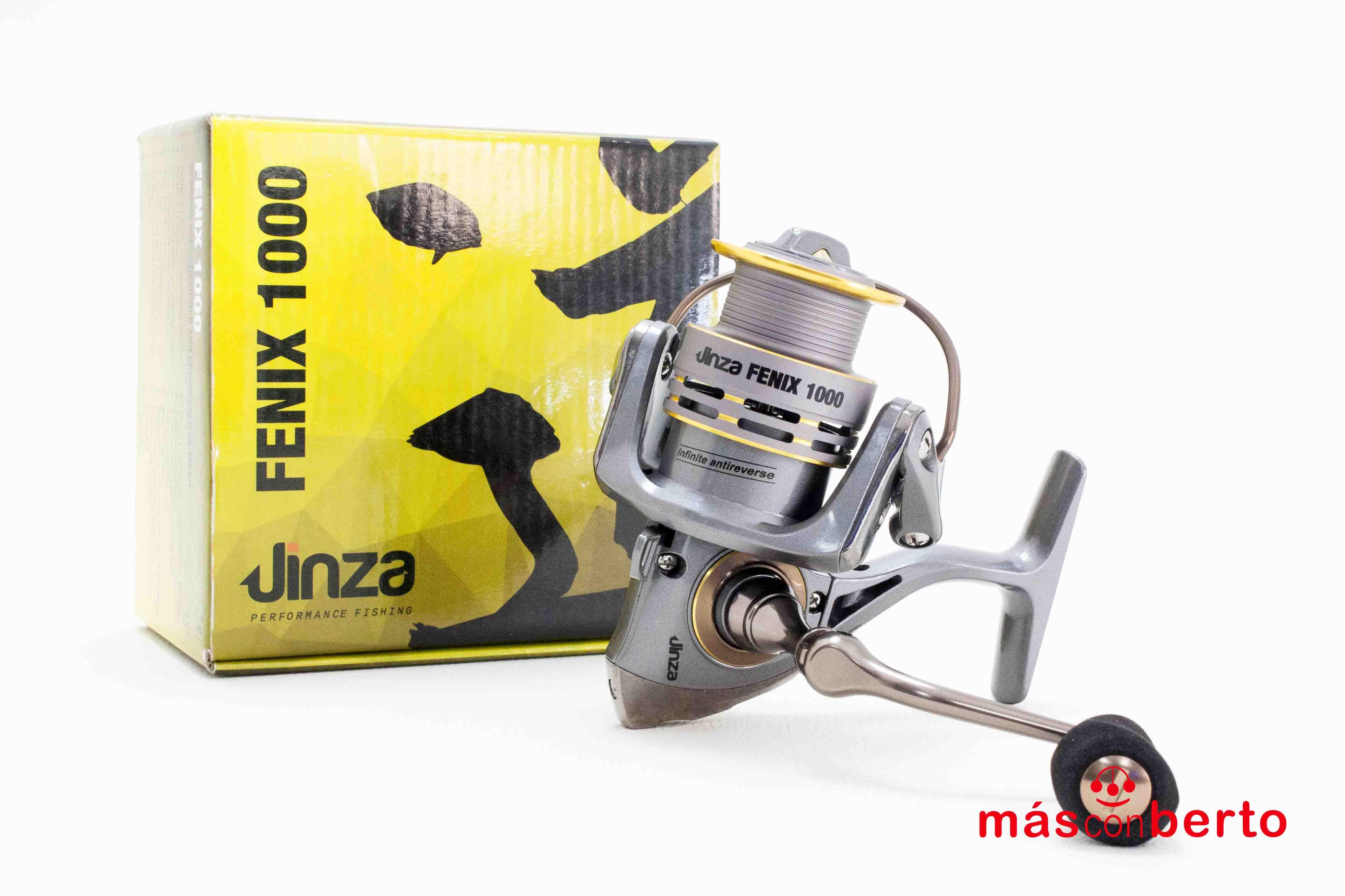 Carrete Jinza Fenix 1000