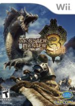 Juego Wii Monster Hunter 3...