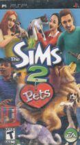 Juego PSP Los Sims 2 Mascotas
