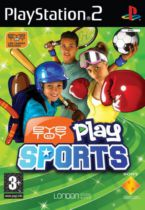 Juego PS2 Eye Toy Play Sports