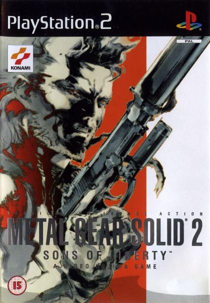 Juego PS2 Metal Gear Solid...