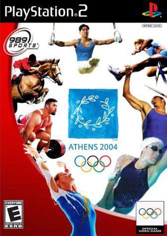 Juego PS2 Athens 2004