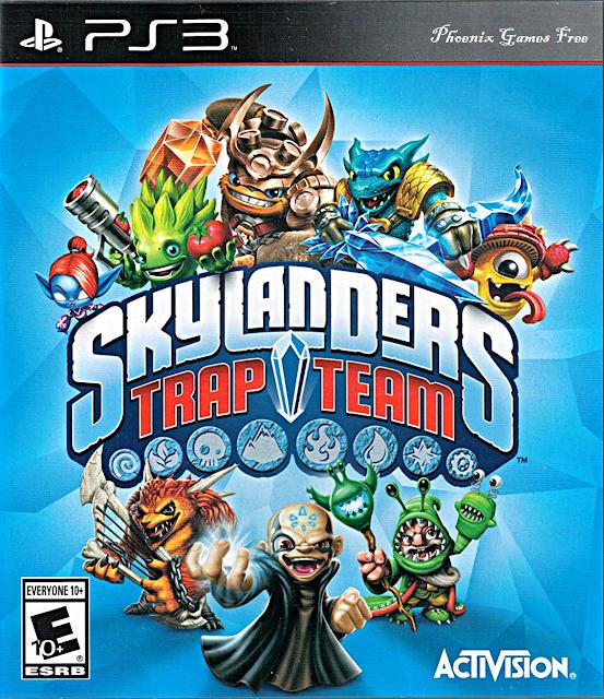 Juego PS3 Skylanders Trap...