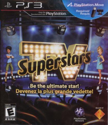 Juego PS3 TV Superstars