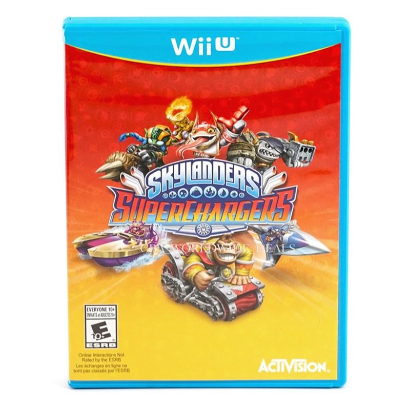Juego Wii U Skylanders...
