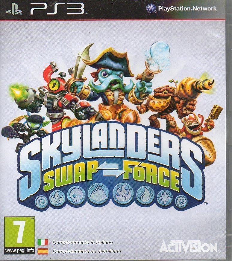 Juego PS3 Skylanders Swap...