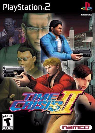 Juego PS2 Time Crisis II