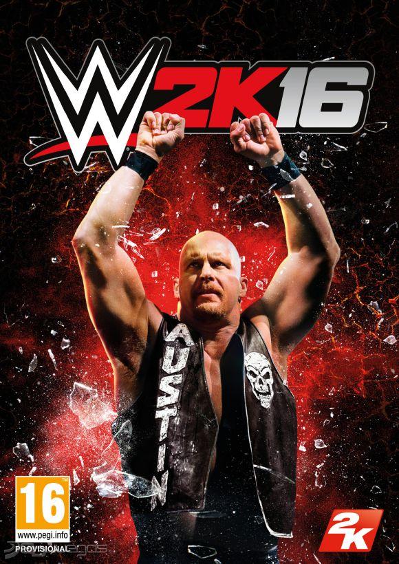 Juego PS3 WWE W2K16
