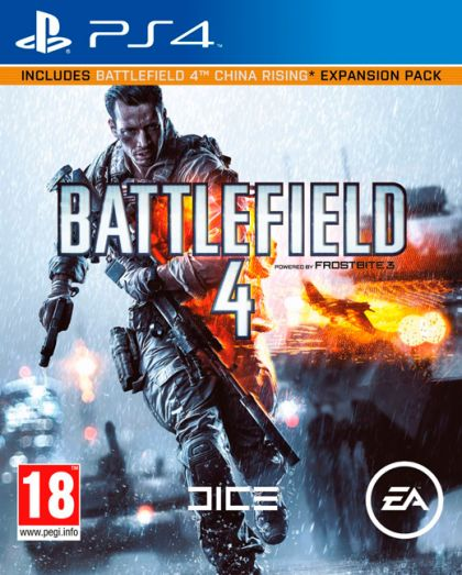 Juego PS4 Battlefield 4
