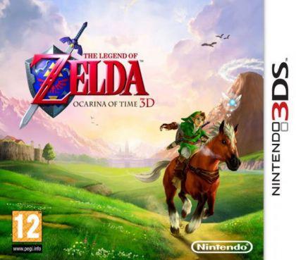 Juego Nintendo 3DS The...