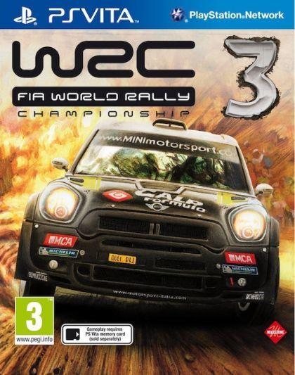 Juego PSVita WRC Fia World...