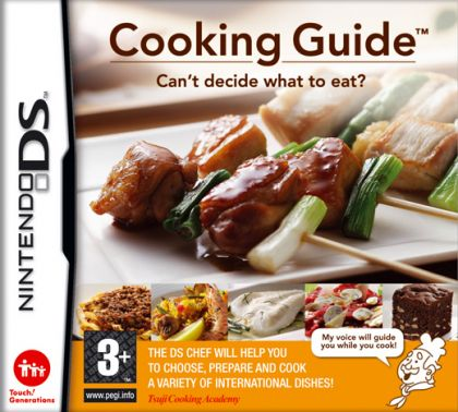 Juego Nintendo DS Cocina...