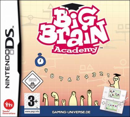 Juego Nintendo DS Big Brain...