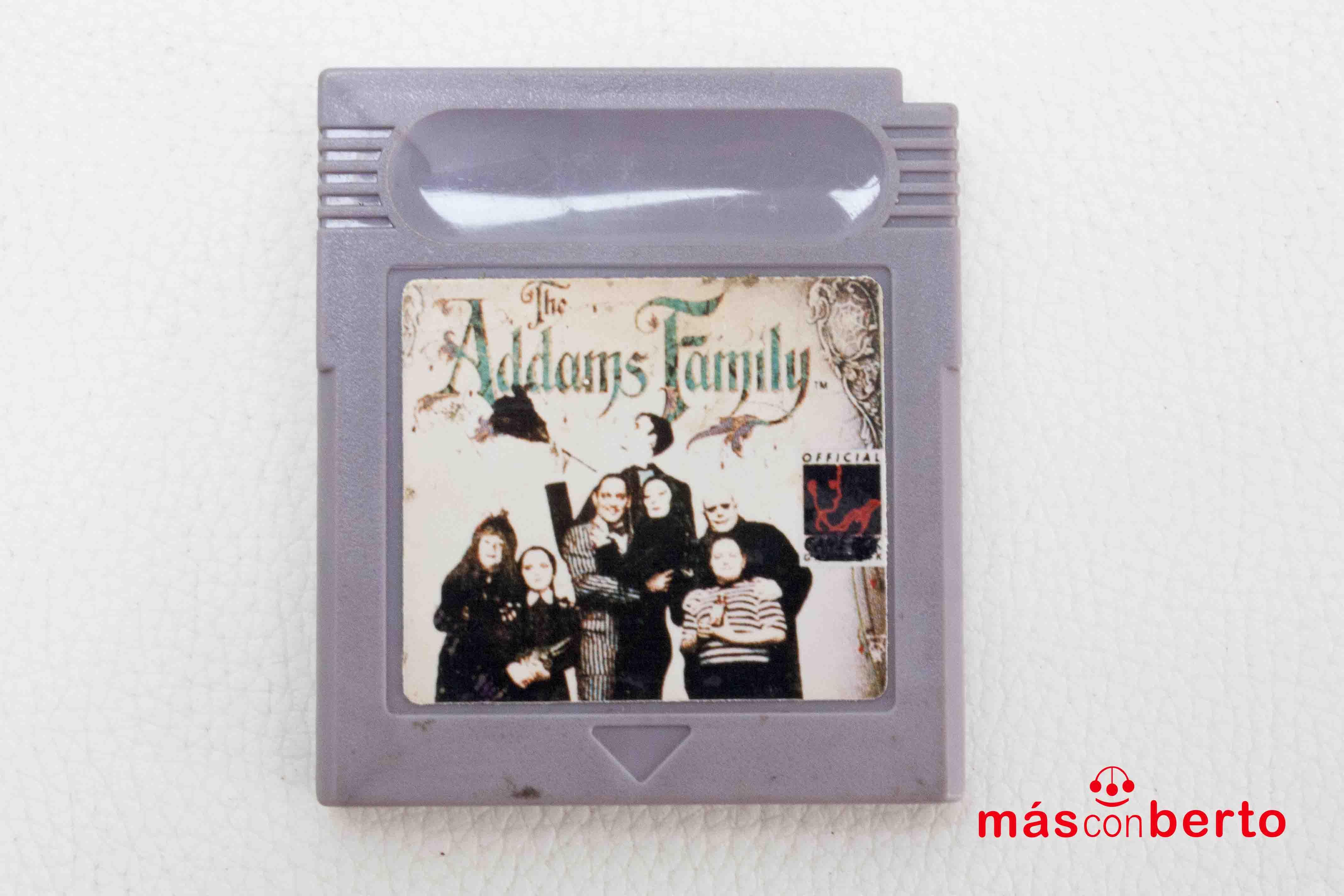 Juego Game Boy La Familia...
