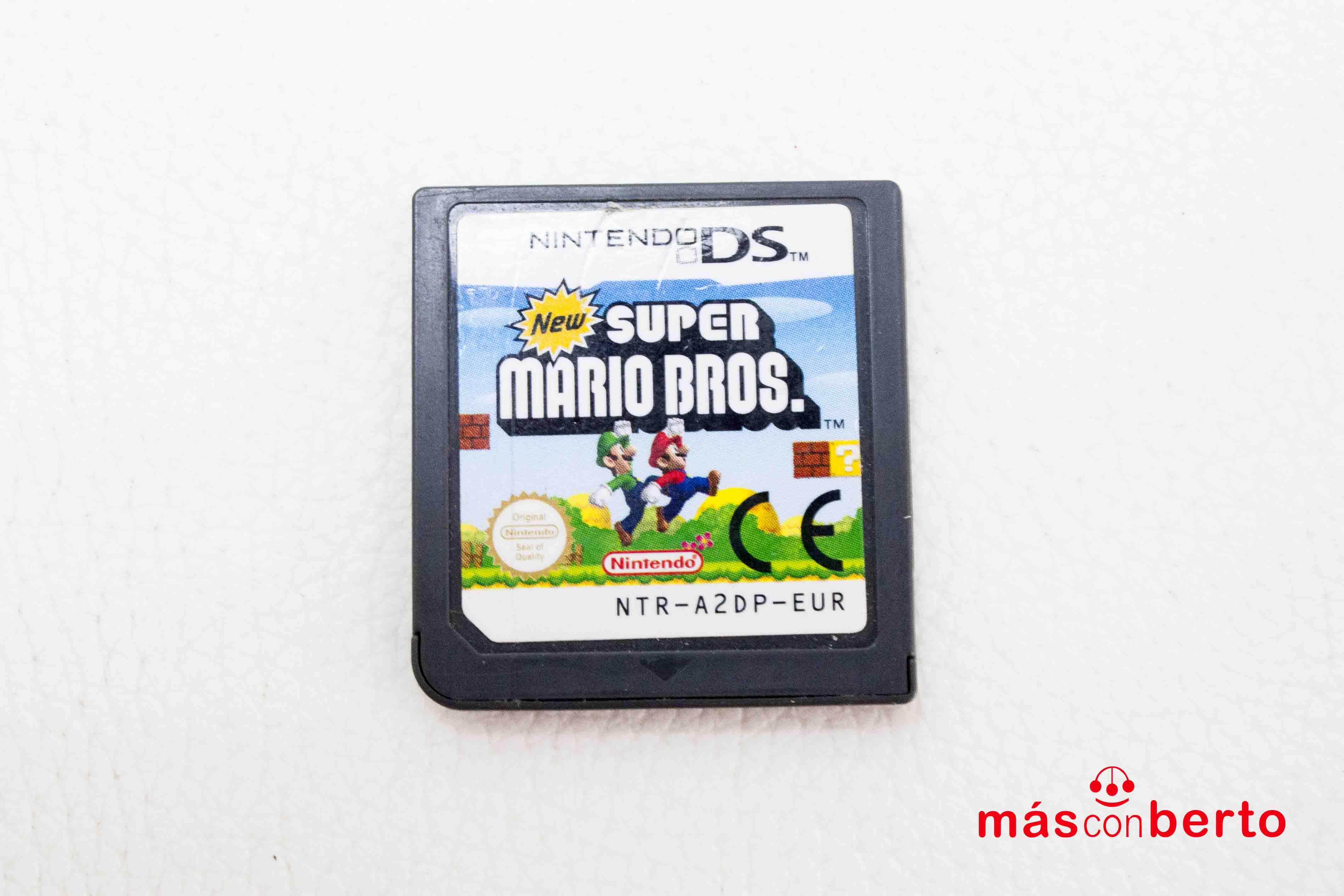 Juego Nintendo DS Super...