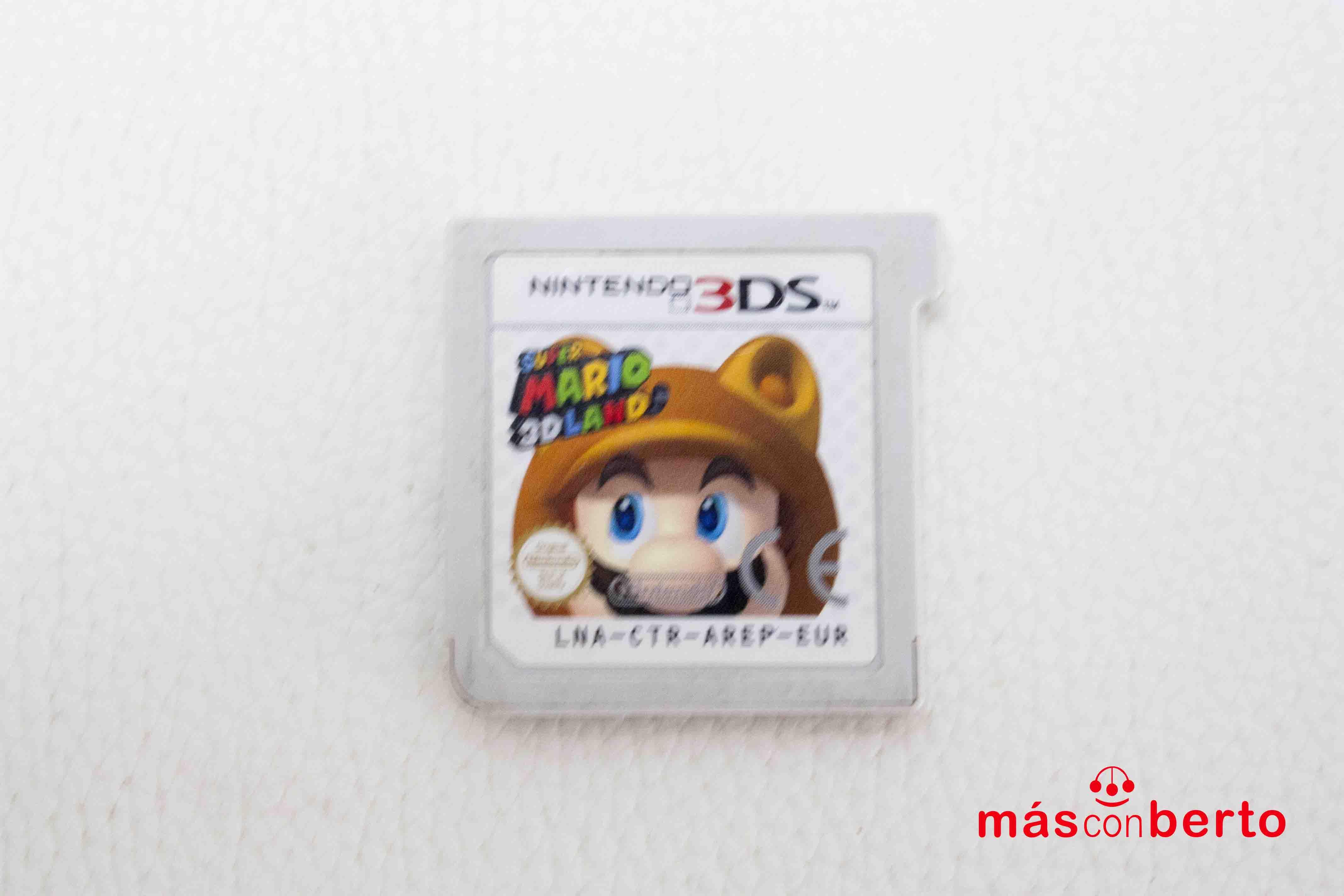 Juego Nintendo 3DS Super...