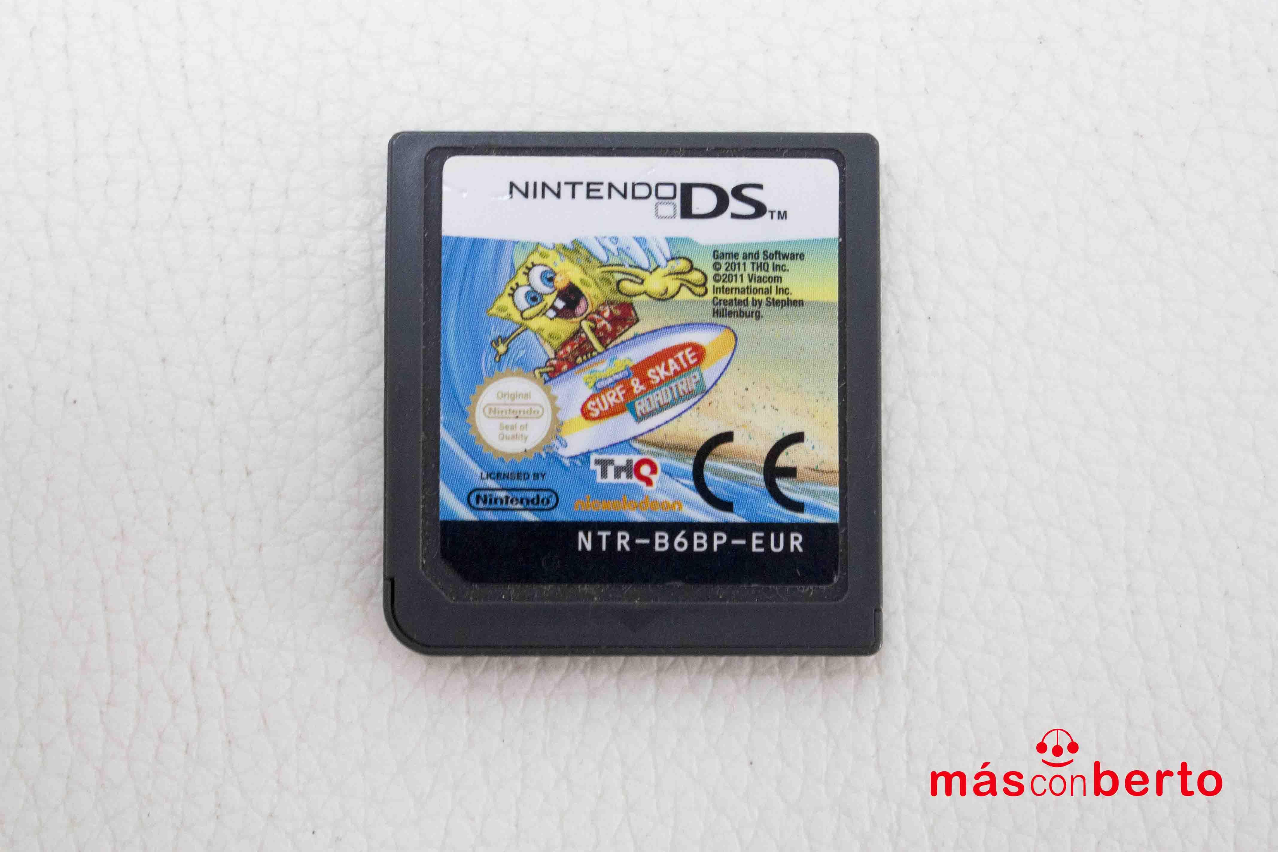 Juego Nintendo DS Bob...