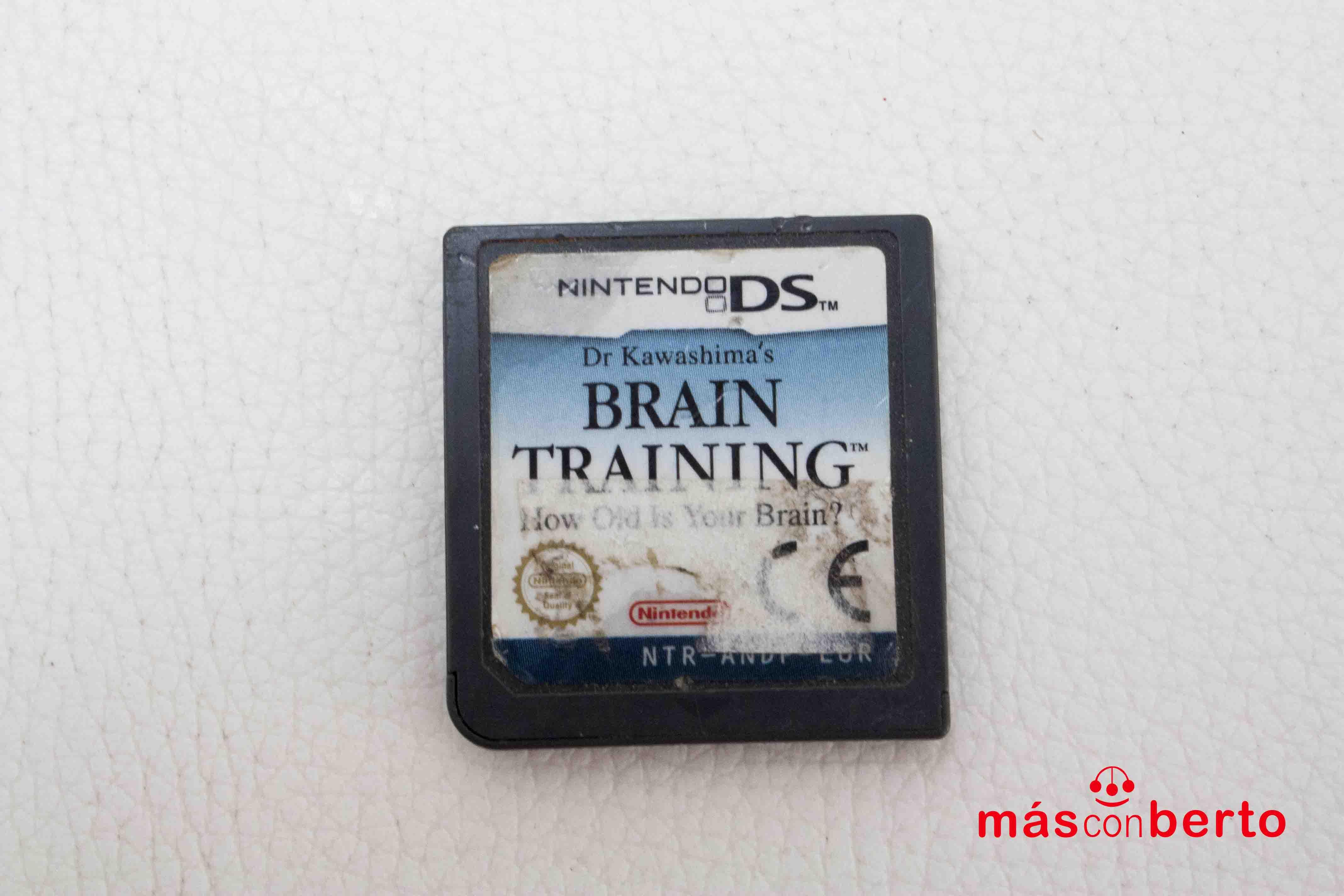 Juego Nintendo DS Brain...