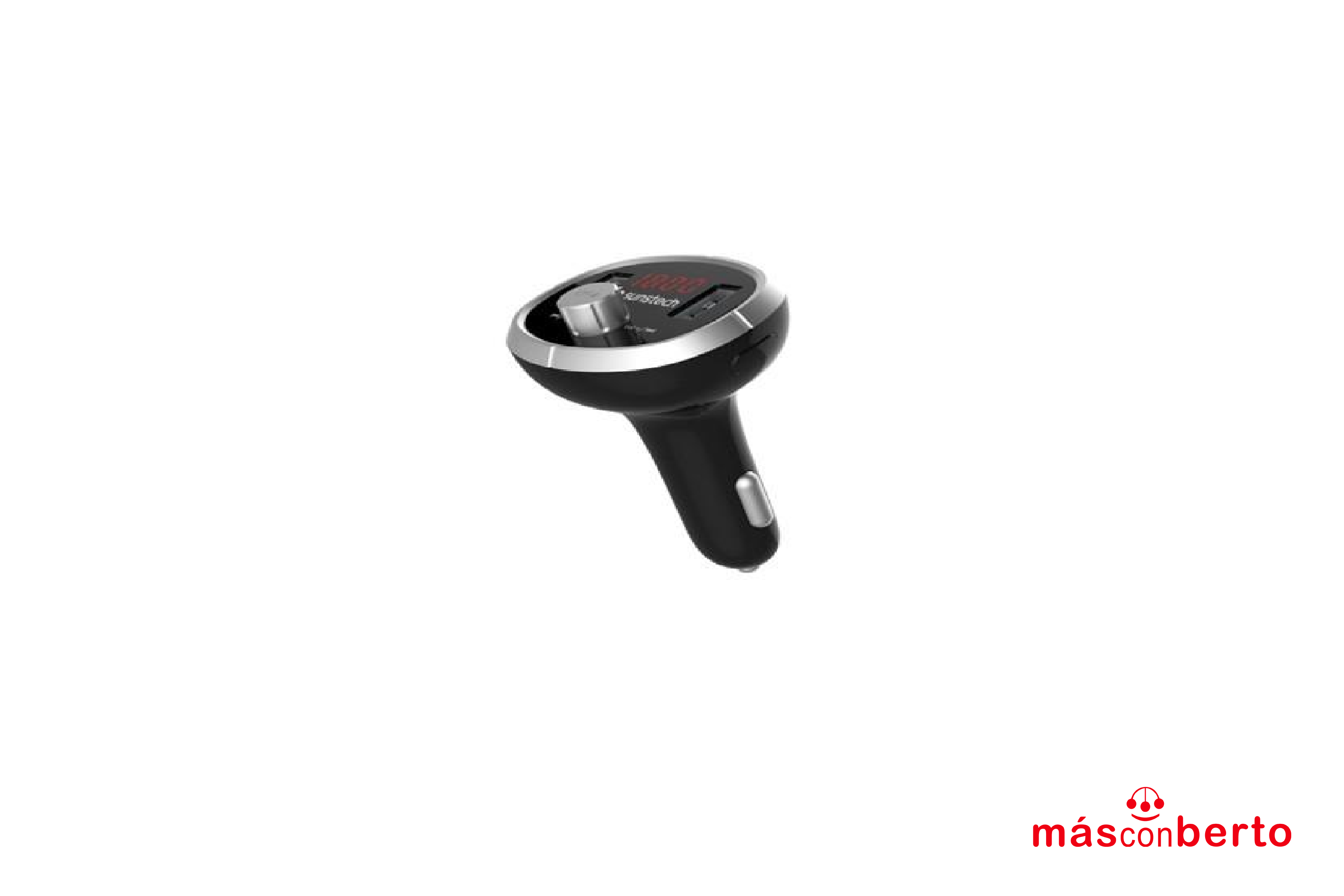 Transmisor FM/MP3 Bluetooth...