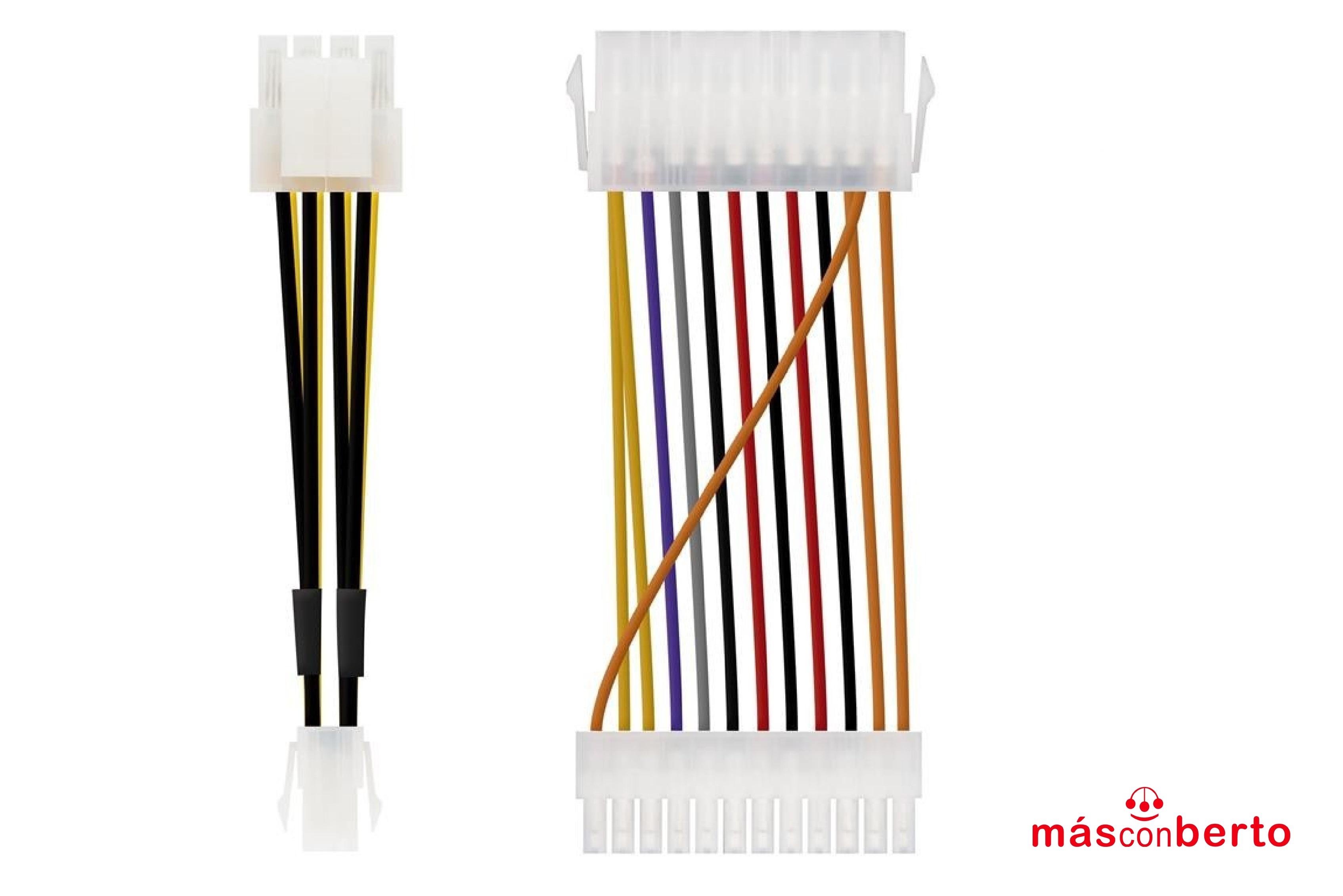 Cable fuente de...