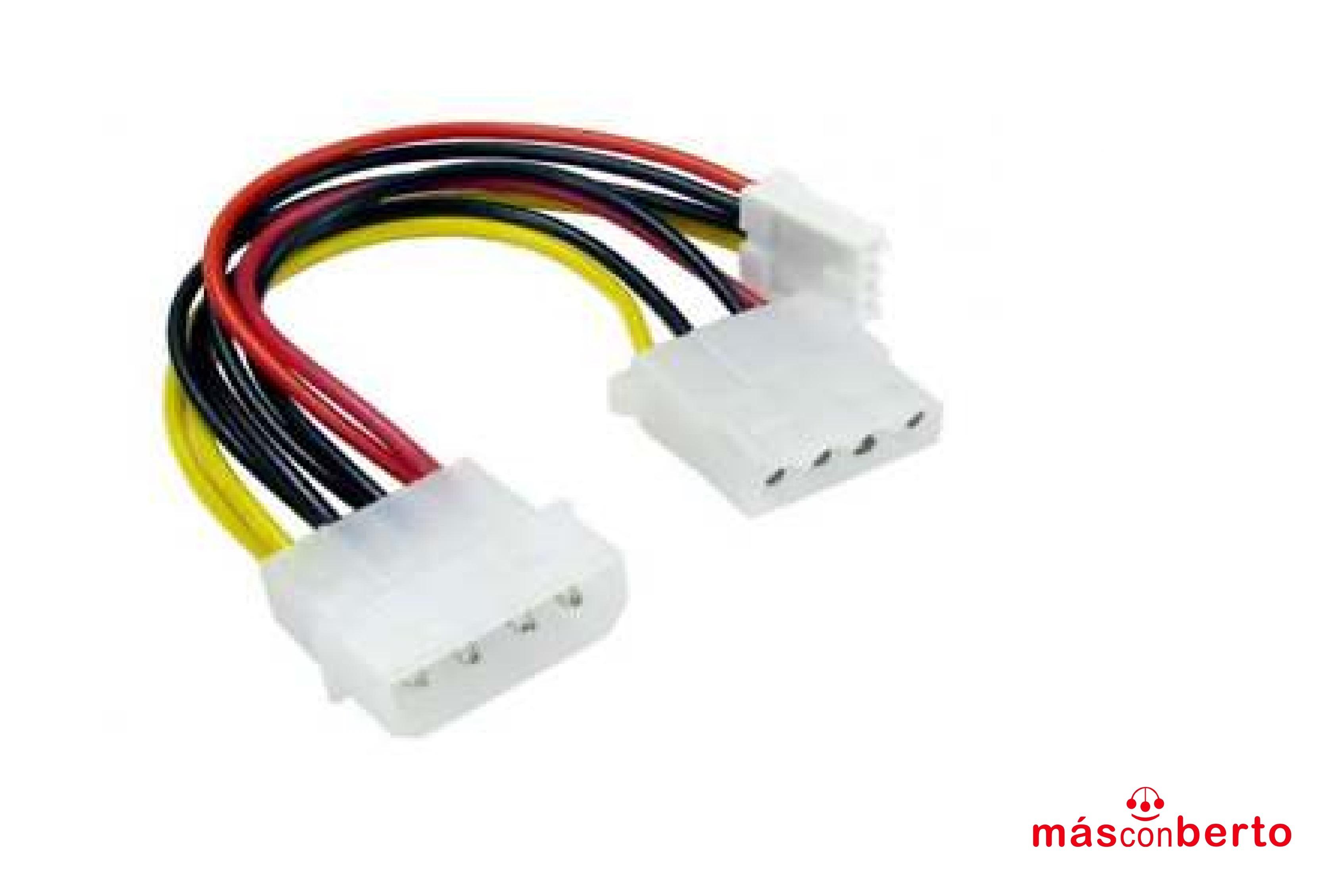 Molex extensión cable...