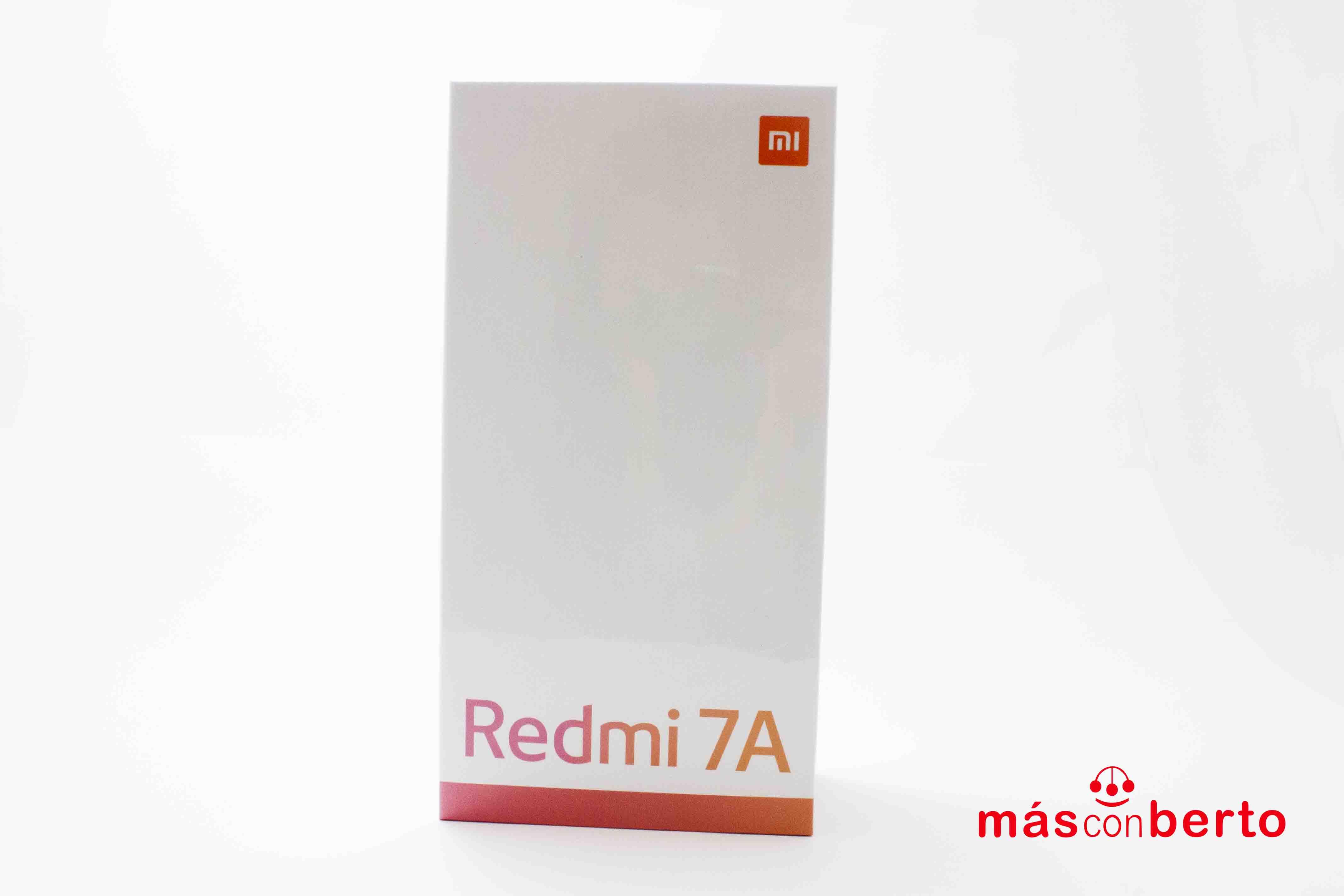 Móvil Xiaomi Redmi 7A NUEVO