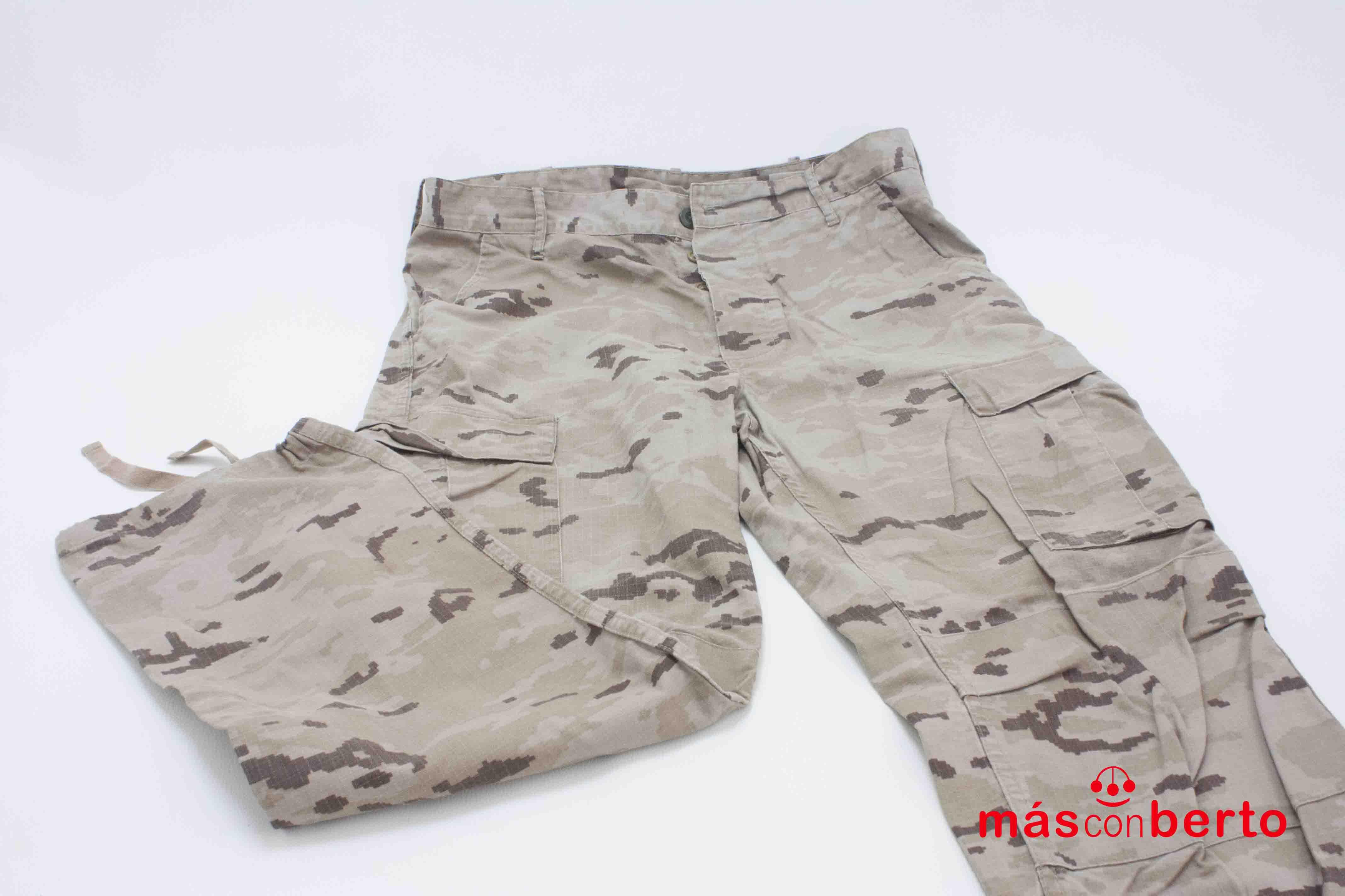 Pantalón Militar Arido...