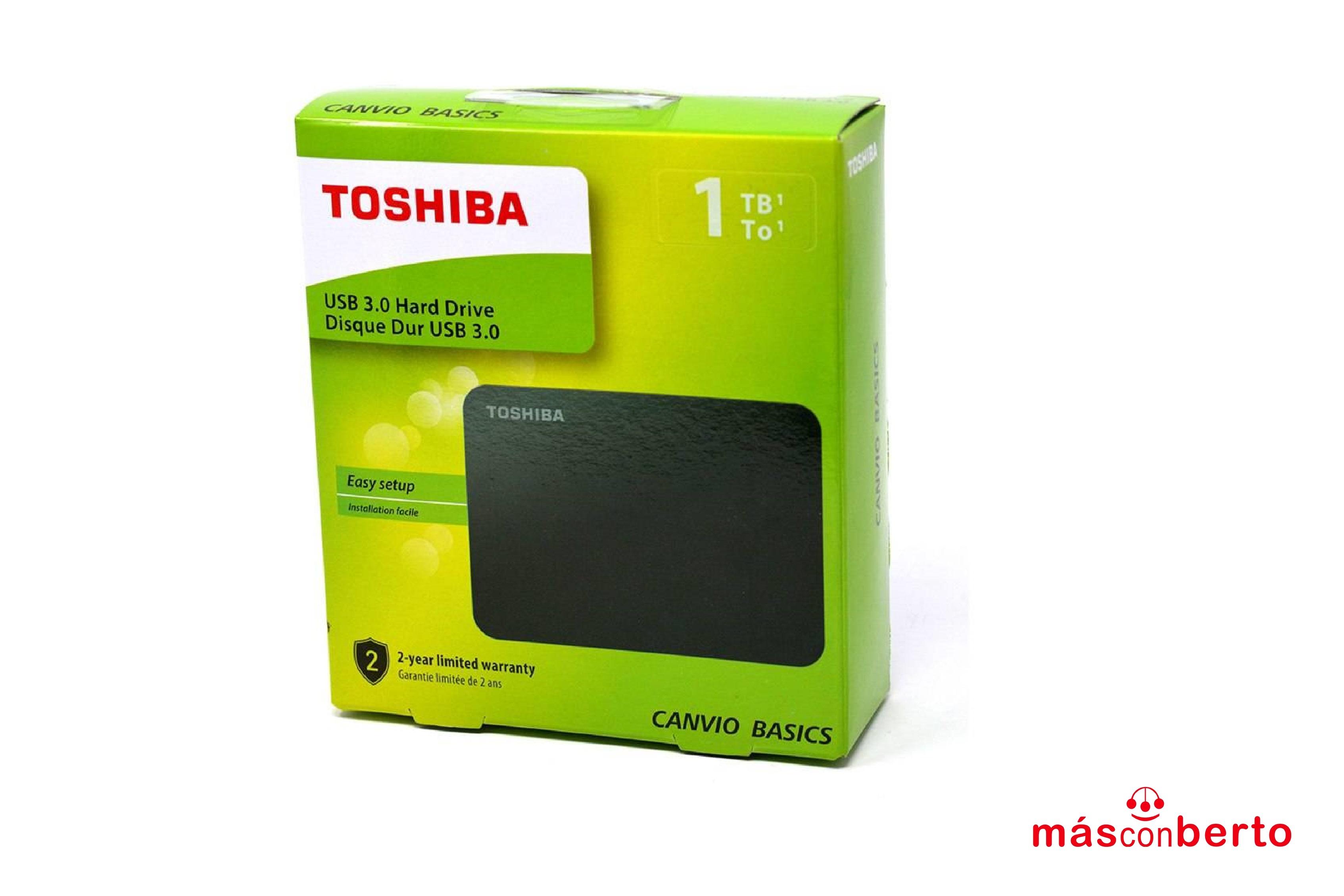 Disco Duro Toshiba 1Tb 3.0