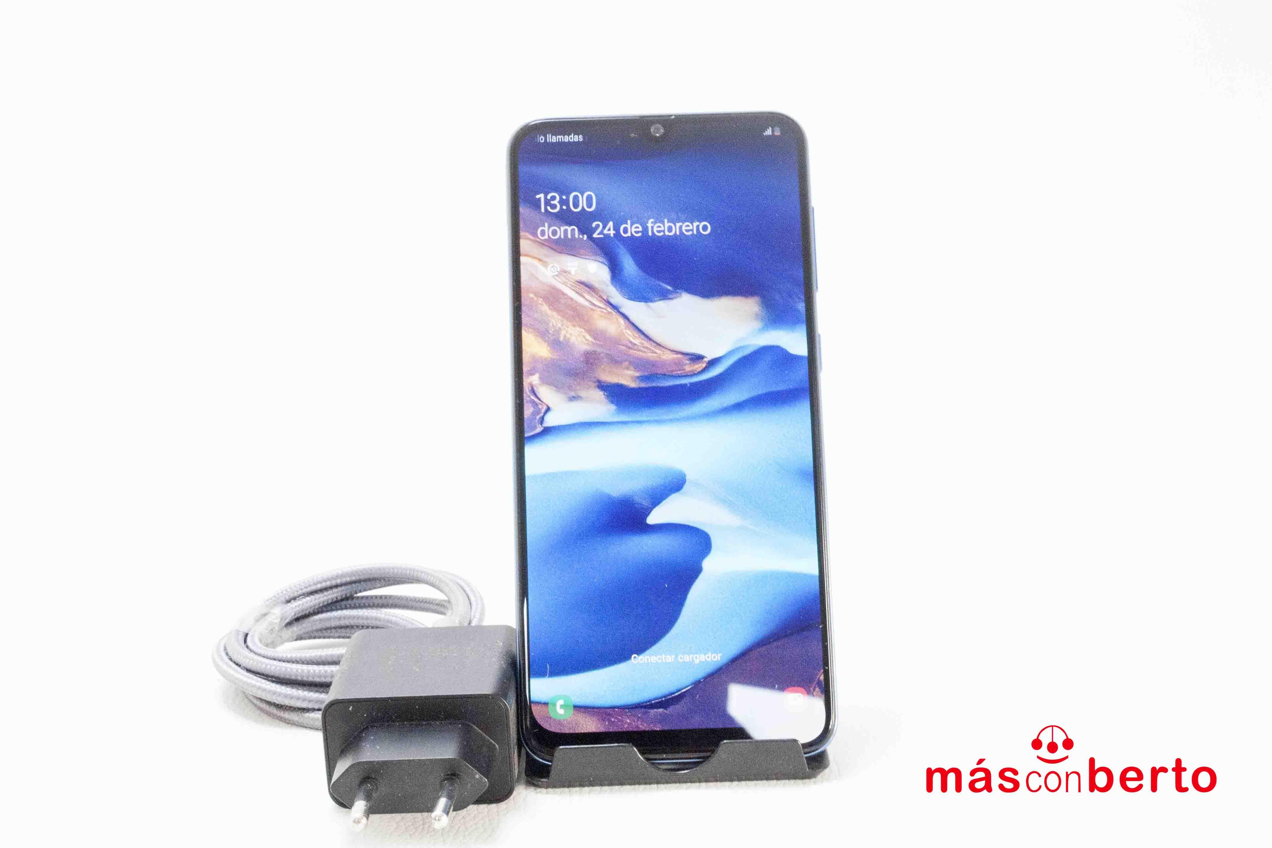 Móvil Samsung A50 Azul 128Gb