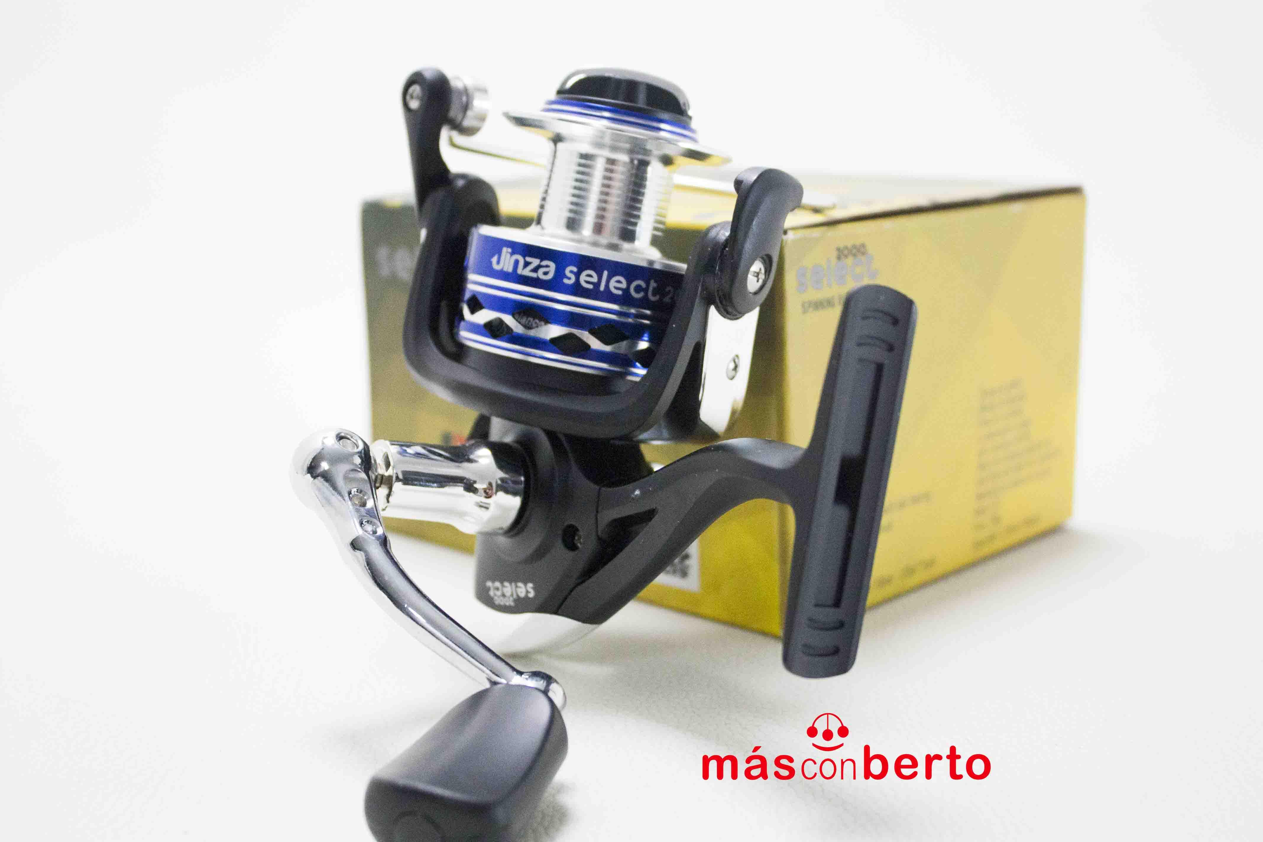 Carrete Jinza select 2000