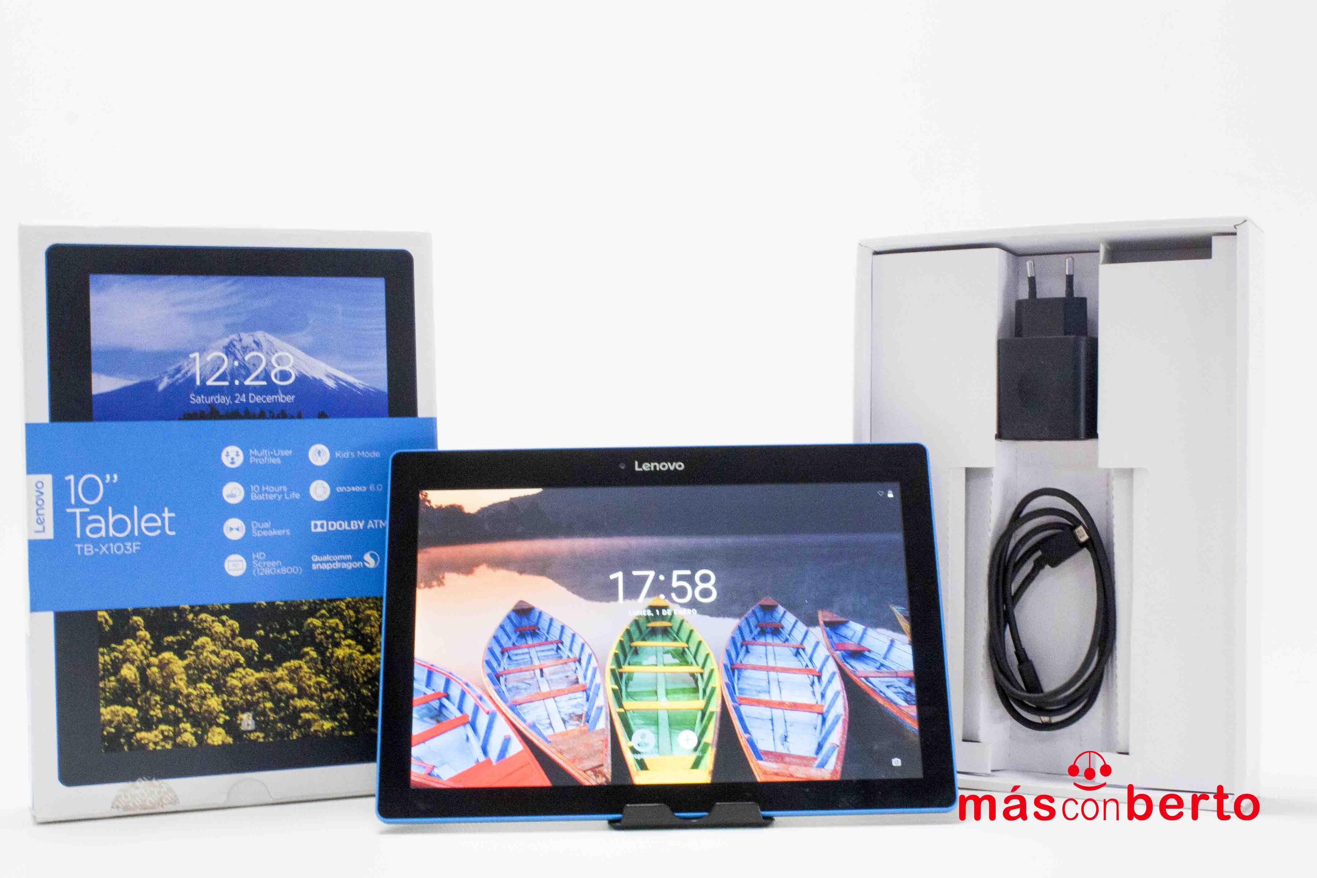 Tablet Lenovo TB-X103F 16Gb