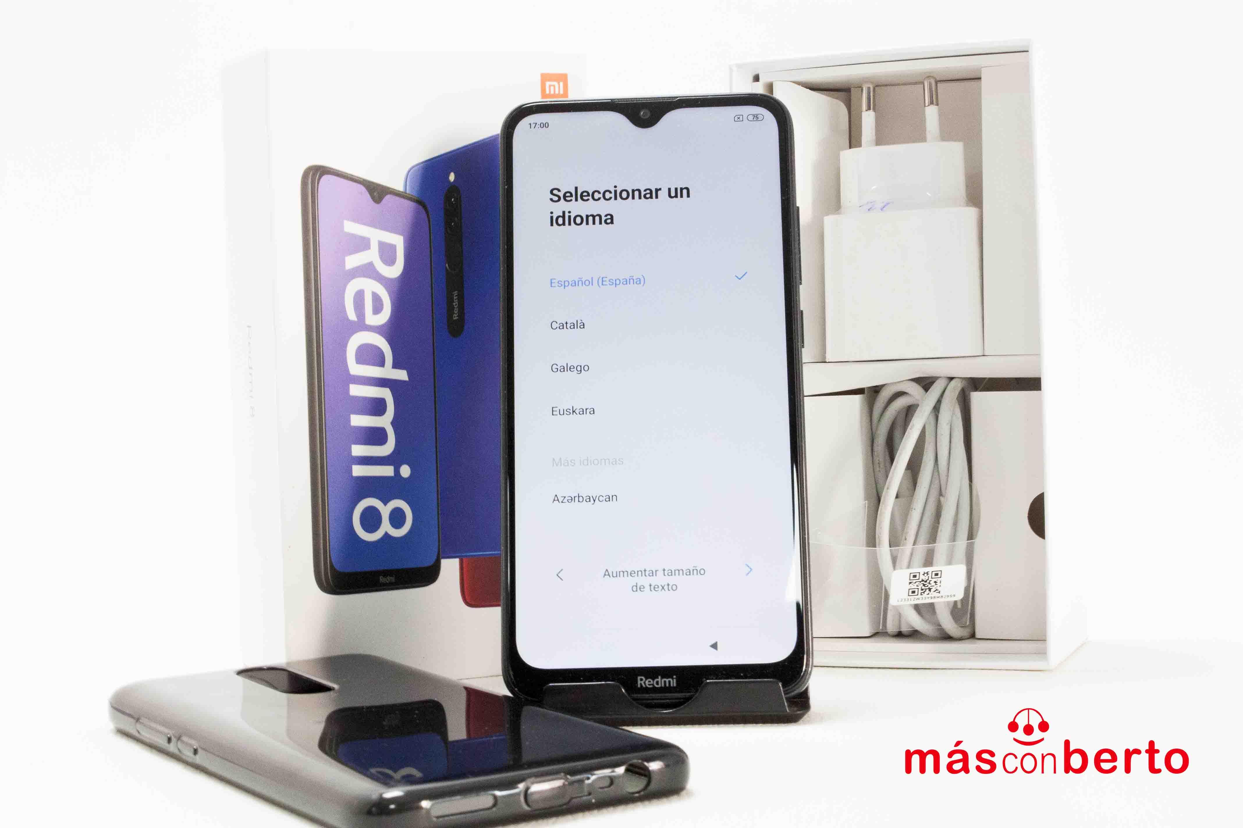 Móvil Xiaomi Redmi 8