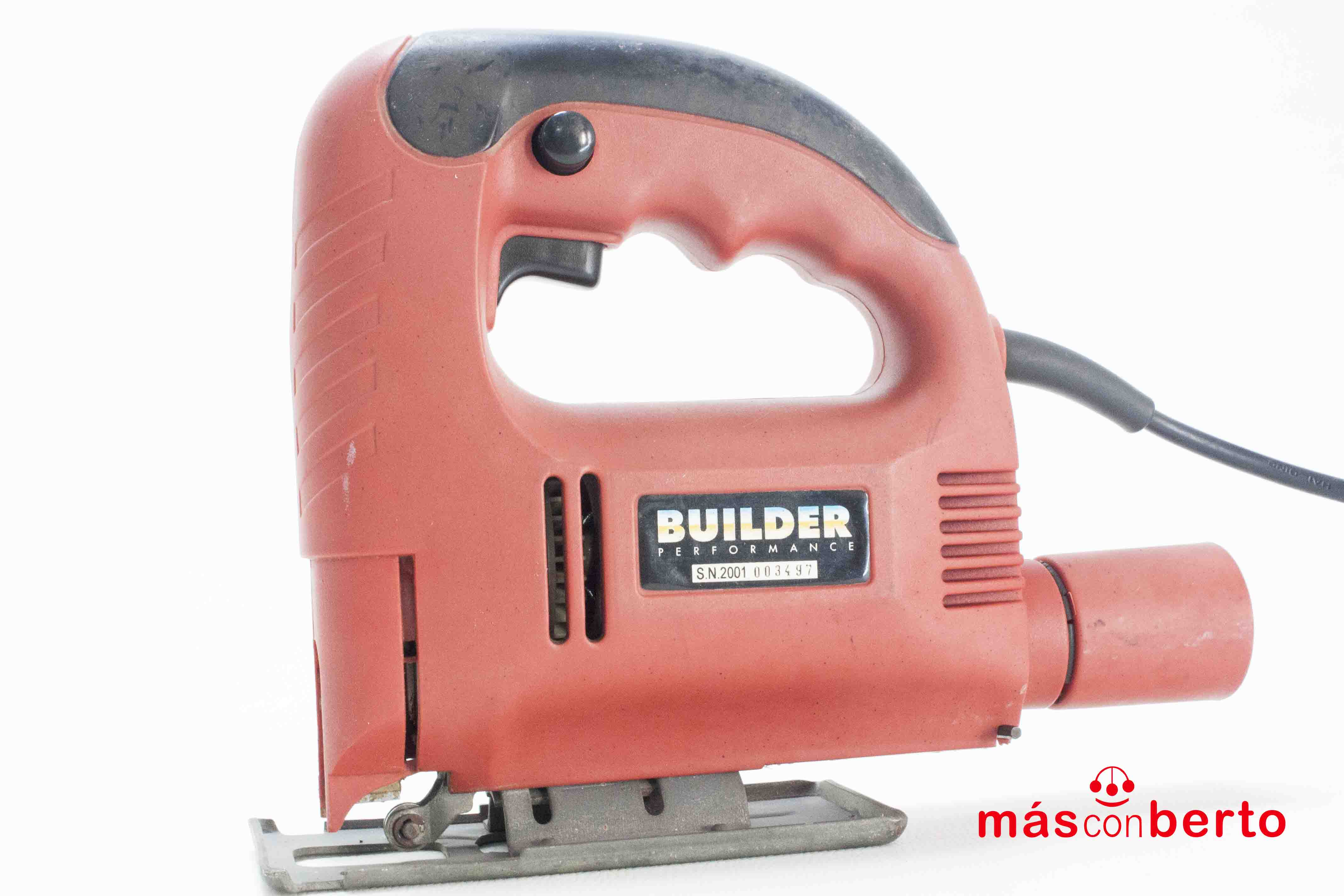 Caladora Builder BD350SS de...