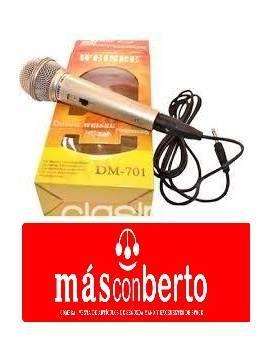 Micrófono Weisre DM701