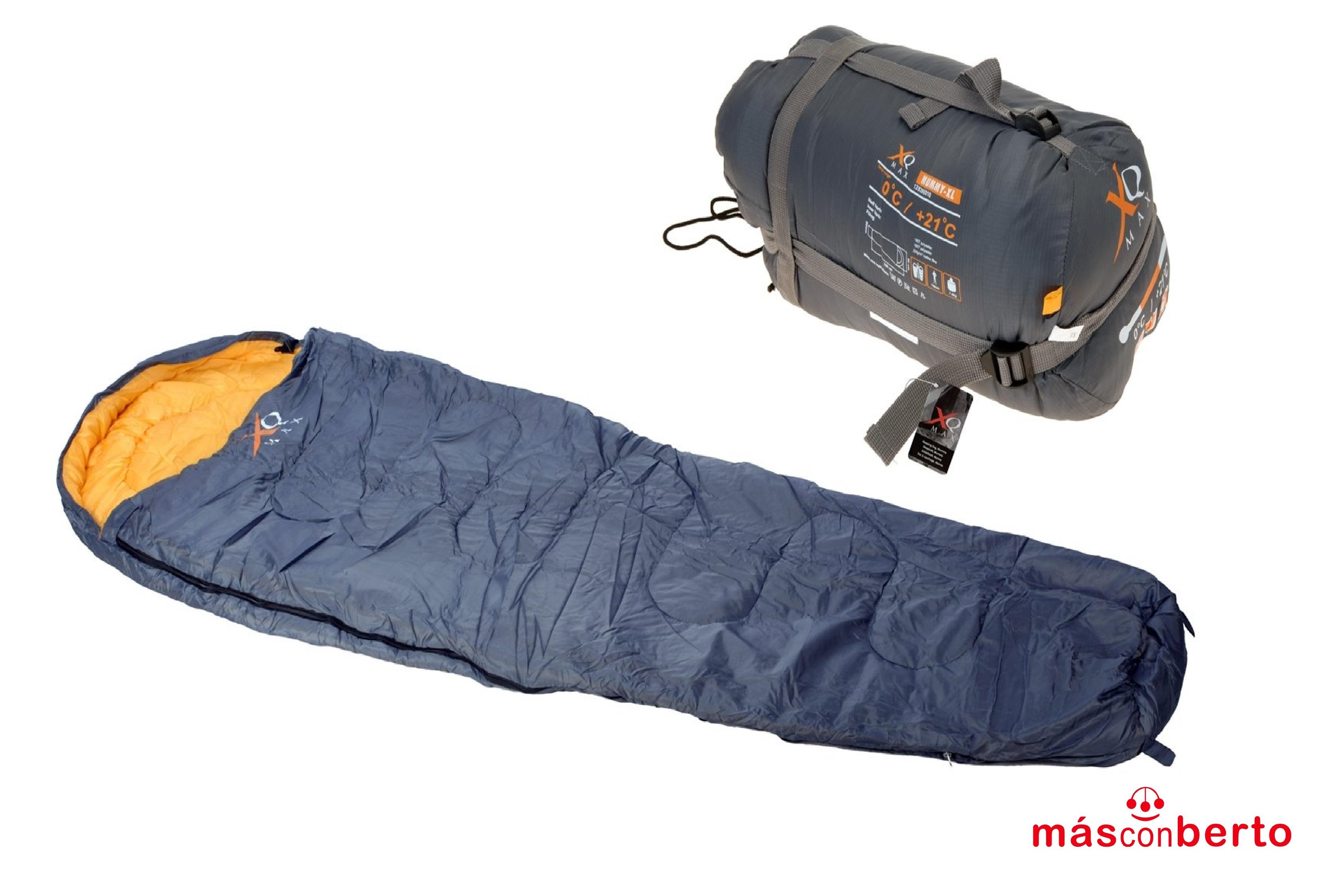 Saco de dormir Mummy-XL XQ Max