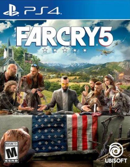 Juego PS4 FARCRY 5