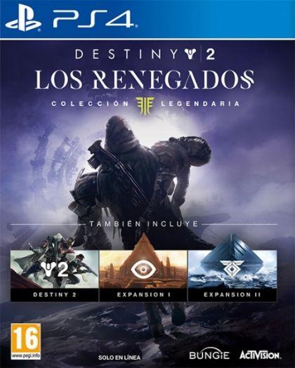 Juego PS4 Destiny 2 Los...