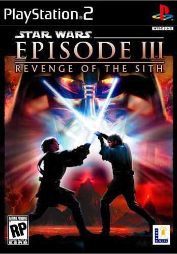 Juego PS2 Star Wars...