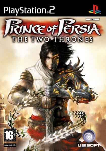 Juego PS2 Prince of Persia...