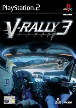 Juego PS2 V Rally 3