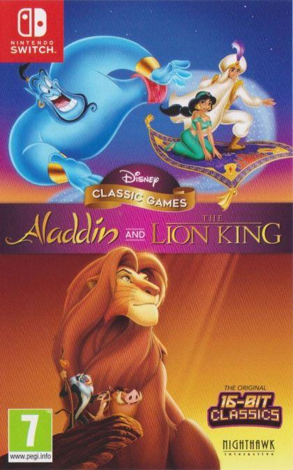 Juego Switch Aladdin y el...