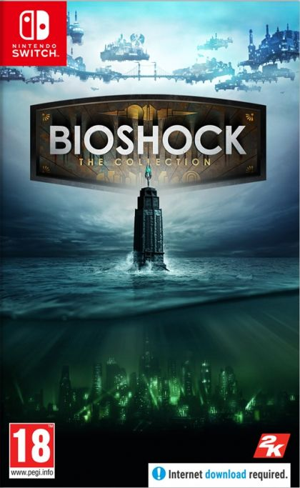 Juego Switch Bioshock The...