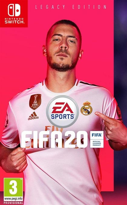 Juego Switch Fifa 20