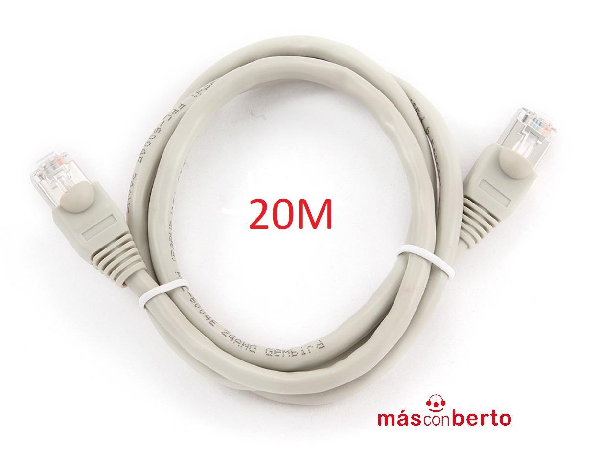 Cable de Red Cat5 UTP 20M...