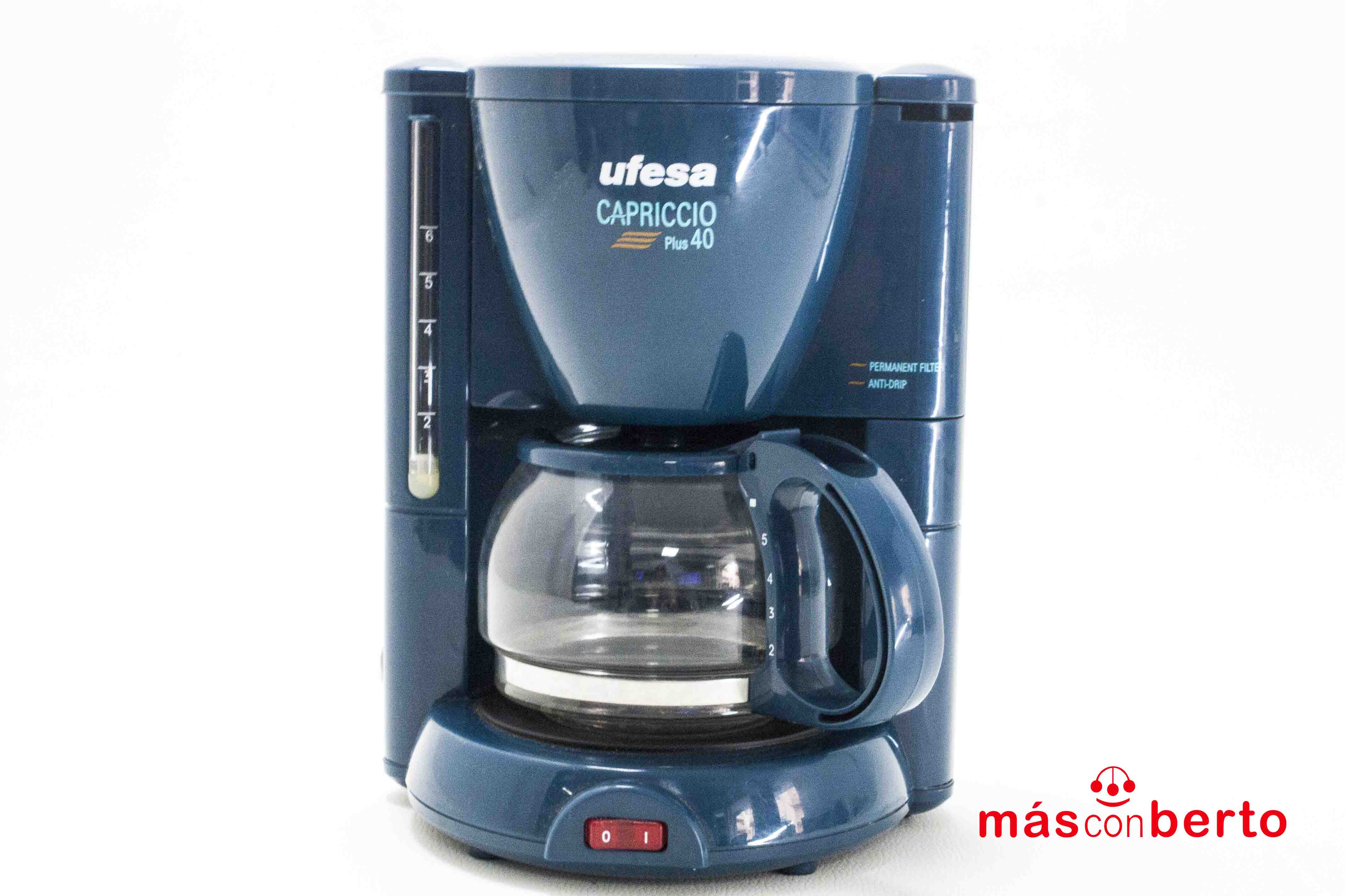 Cafetera eléctrica UFESA...