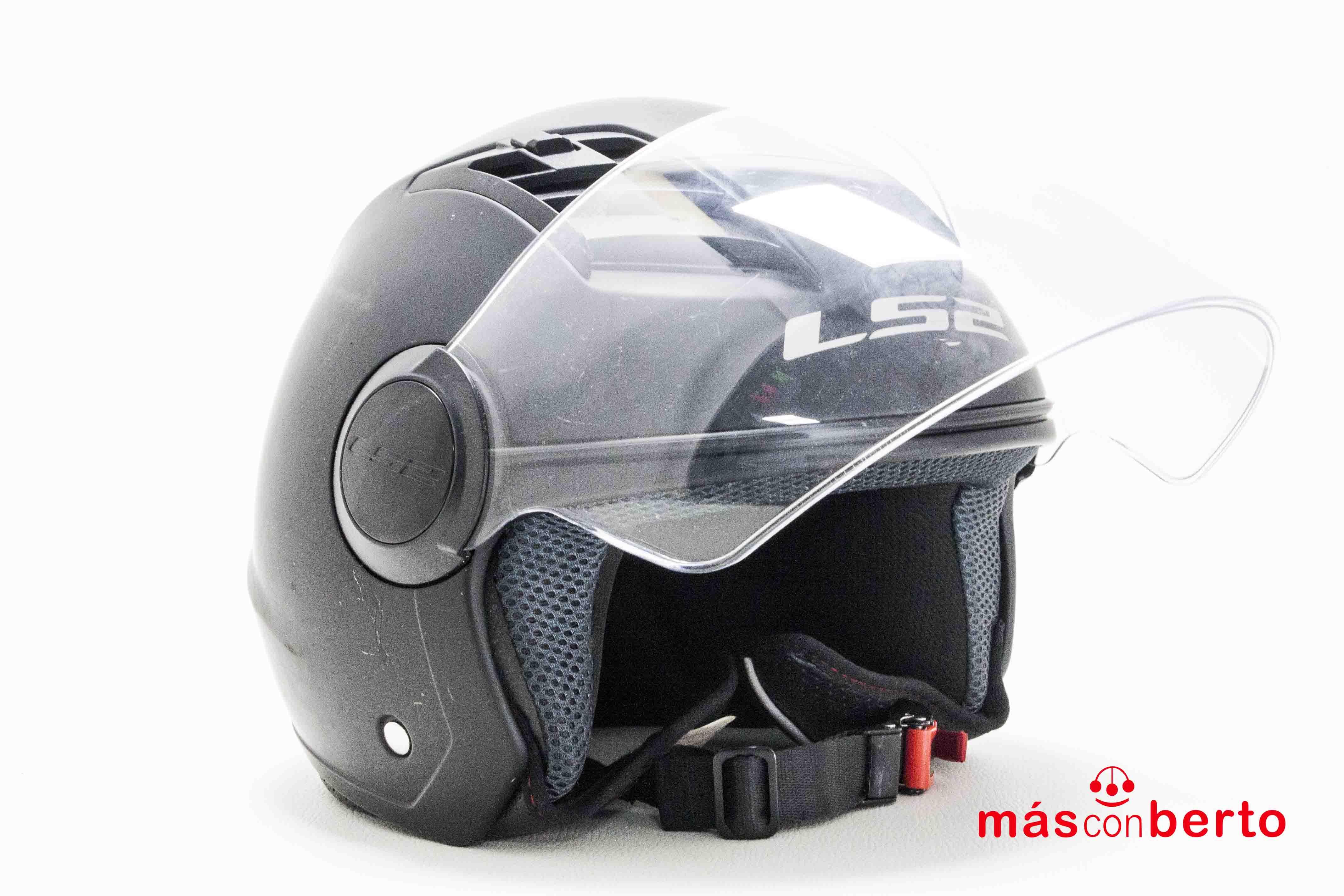 Casco moto LS2 talla XXL