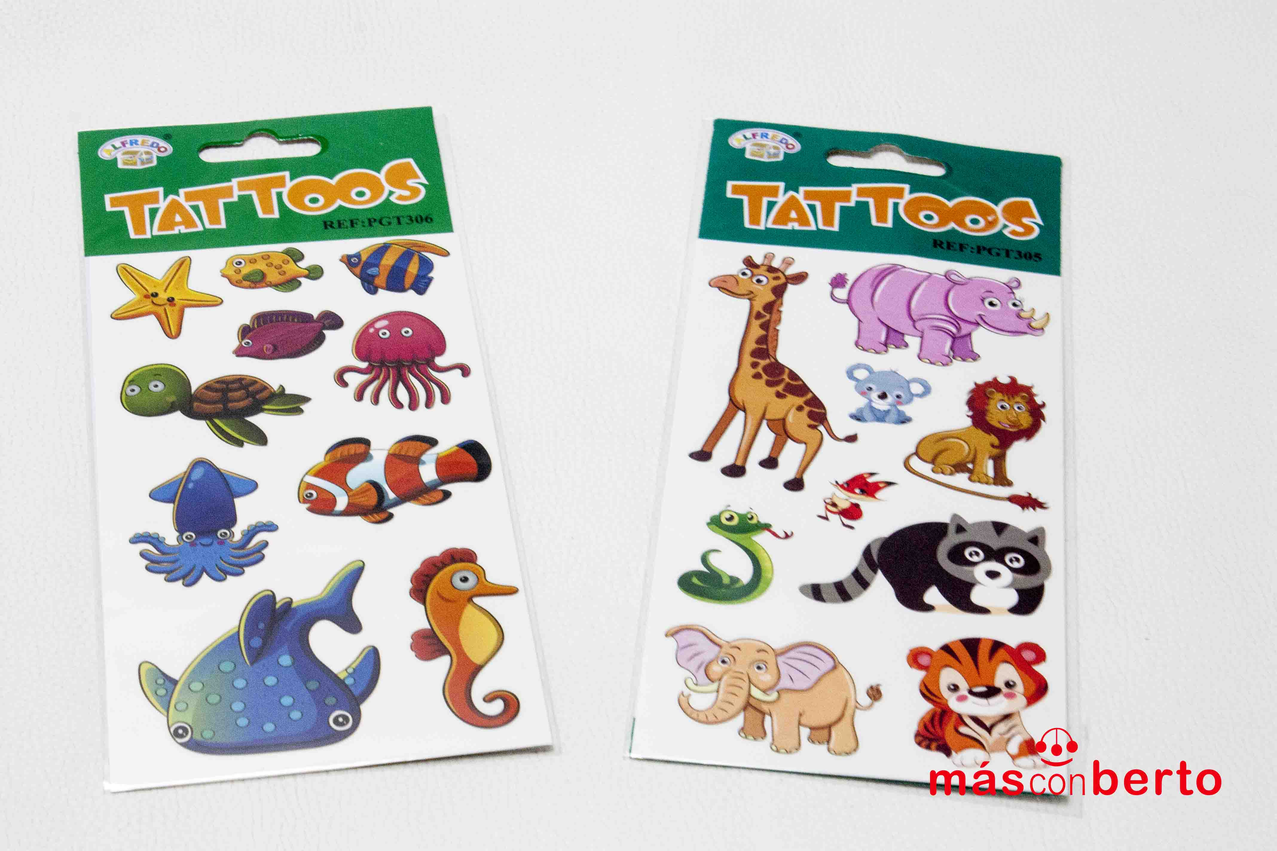 Tattoos infantiles