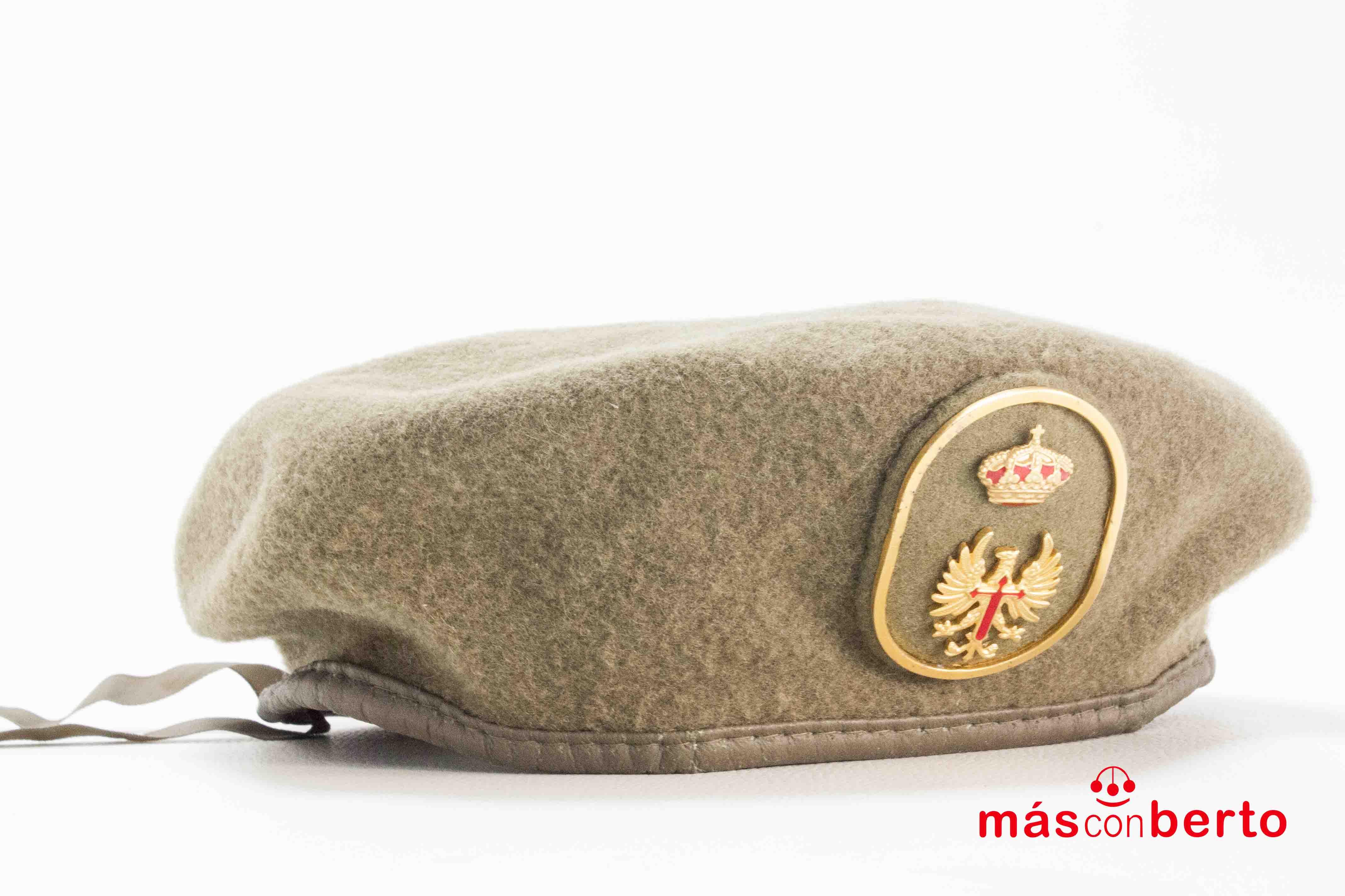 Boina militar talla 55