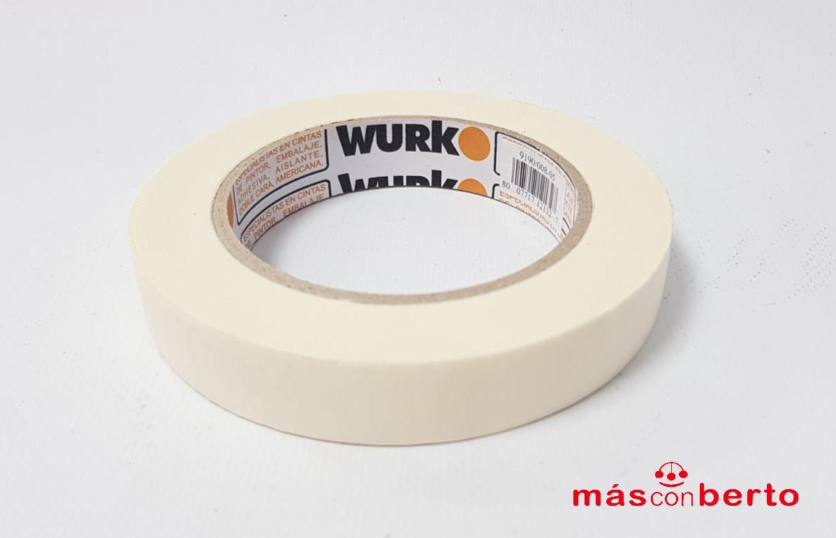 Cinta carrocero 600mm Wurko