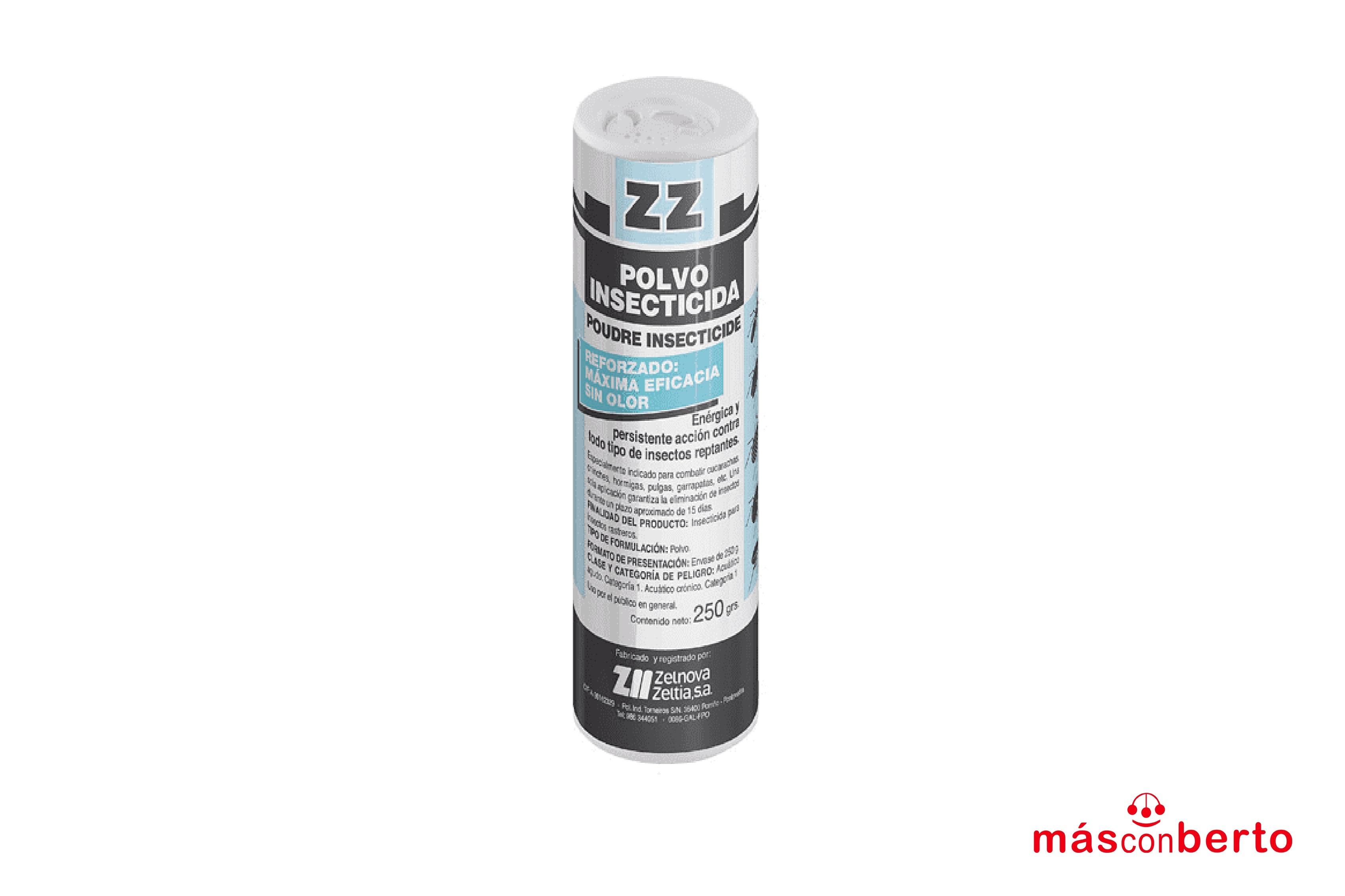 Insecticida ZZ polvos...